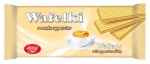 Wafers with cappuccino filling
